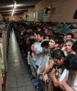 El Sistema Penitenciario tiene más de 300 por ciento de hacinamiento.  (Foto Prensa Libre: Hemeroteca PL)