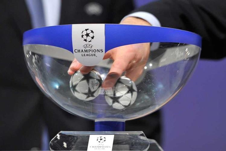 Este lunes se definirá la suerte de los equipos en el sorteo de los octavos de final de la Champions. (Foto Prensa Libre: Hemeroteca PL)