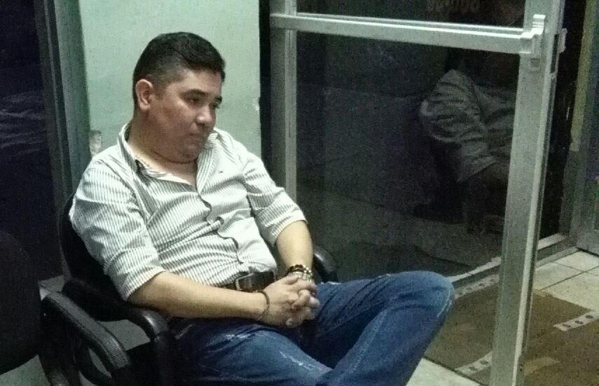Cae Byron Amézquita Galindo, líder de banda internacional de robo de vehículos