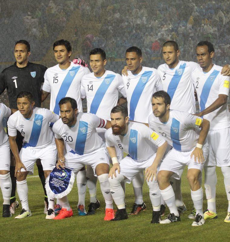 La última vez que jugó la Bicolor fue el 6 de septiembre del 2016. (Foto Prensa Libre: Hemeroteca PL)