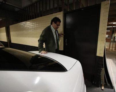Caso Traficantes de Influencias: Juez recomienda no retirar inmunidad a Adrián Rodríguez