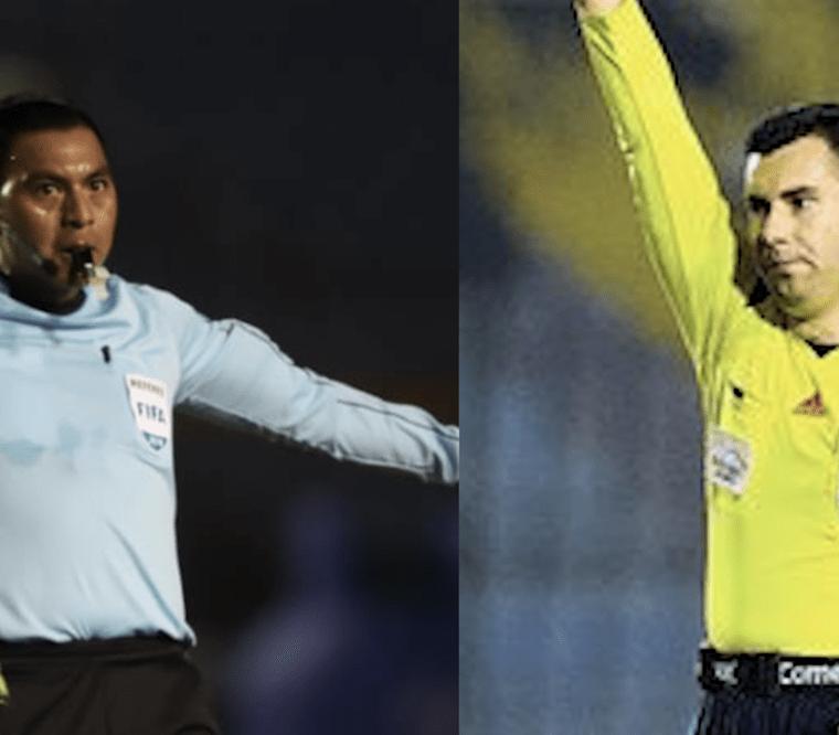 Wálter López dirigió el partido de ida de la final del Apertura 2018, este sábado en el juego de vuelta el encargado será Mario Escobar Toca. (Foto Prensa Libre: Hemeroteca PL)