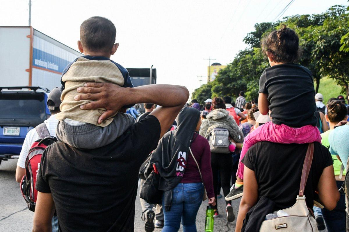 Minex indaga sobre supuesto secuestro de seis migrantes guatemaltecos en México, por quienes narcos exigen rescate en dólares