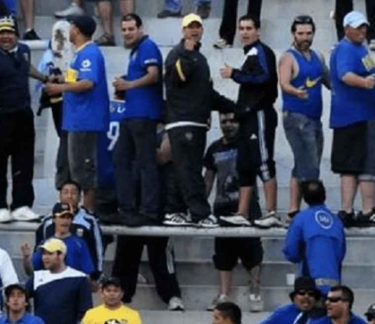 """Las autoridades españolas temen un enfrentamiento entre facciones de """"La 12"""" en Madrid. (Foto Prensa Libre: Hemeroteca PL)"""