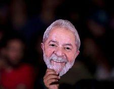 La convención del PT oficializó la candidatura de Lula, aunque su participación en las elecciones aún sea incierta. (AFP)