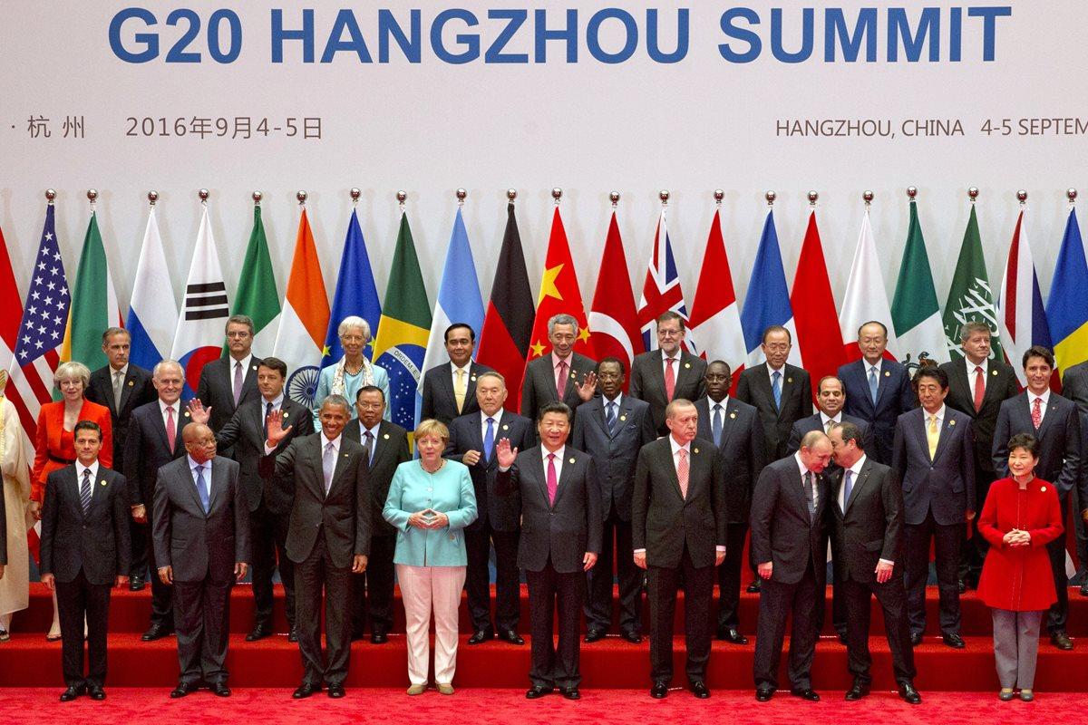 Cinco claves para comprender la cumbre del G20 en China