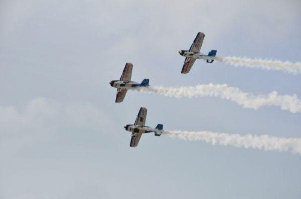Fly In Guatemala presenta un show aéreo