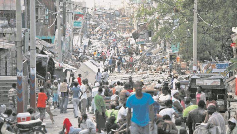 Resultado de imagen para terremoto de haiti 2009