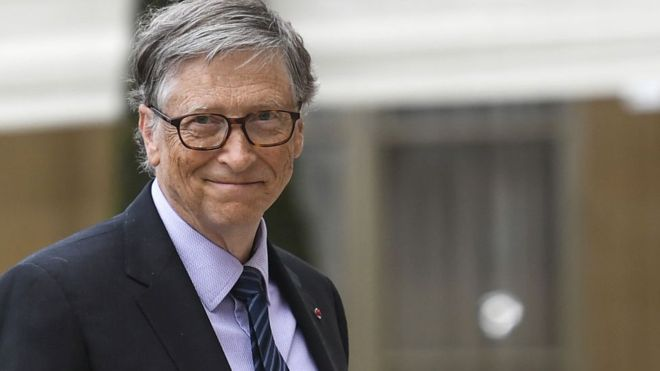 Bill Gates es un amante de la lectura y comparte sus recomendaciones literarias en su blog. GETTY IMAGES