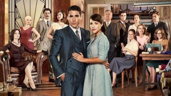 """Ambientada en 1958, la serie """"Velvet"""" fue otra de las series españolas que consiguió un notable éxito internacional tras su emisión en Netflix. ATRESMEDIA"""