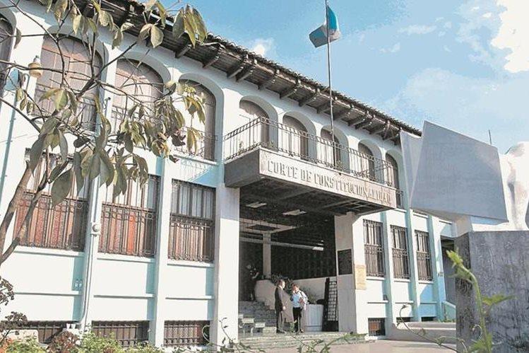 Diputados buscarían forma de desaparecer la Corte de Constitucionalidad