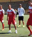Deportivo San Pedro es dirigido por el técnico Julio Englenton Chuga. (Foto Prensa Libre: Aroldo Marroquín).