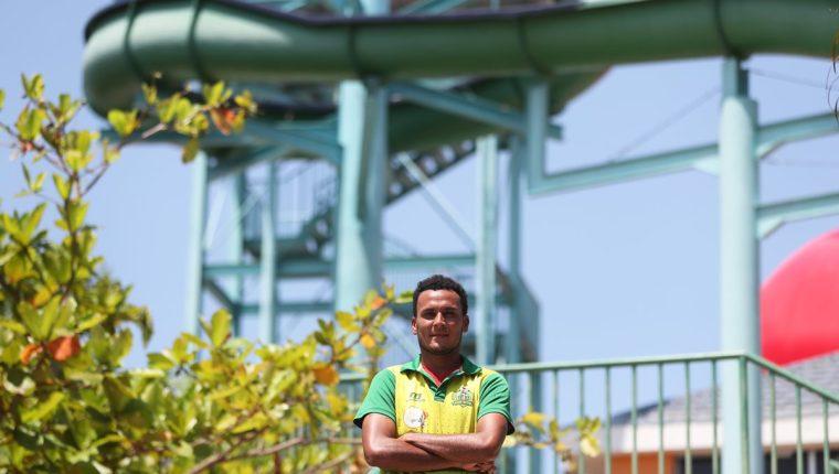 José Marquez se trasladará ahora a Antigua GFC para la próxima temporada. (Foto prensa Libre: Francisco Sánchez)