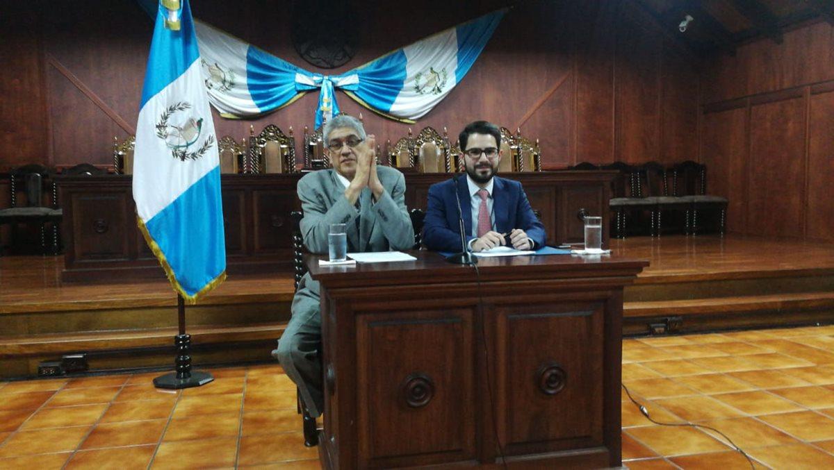 CC dictamina reformas a la Ley Electoral y de Partidos Políticos