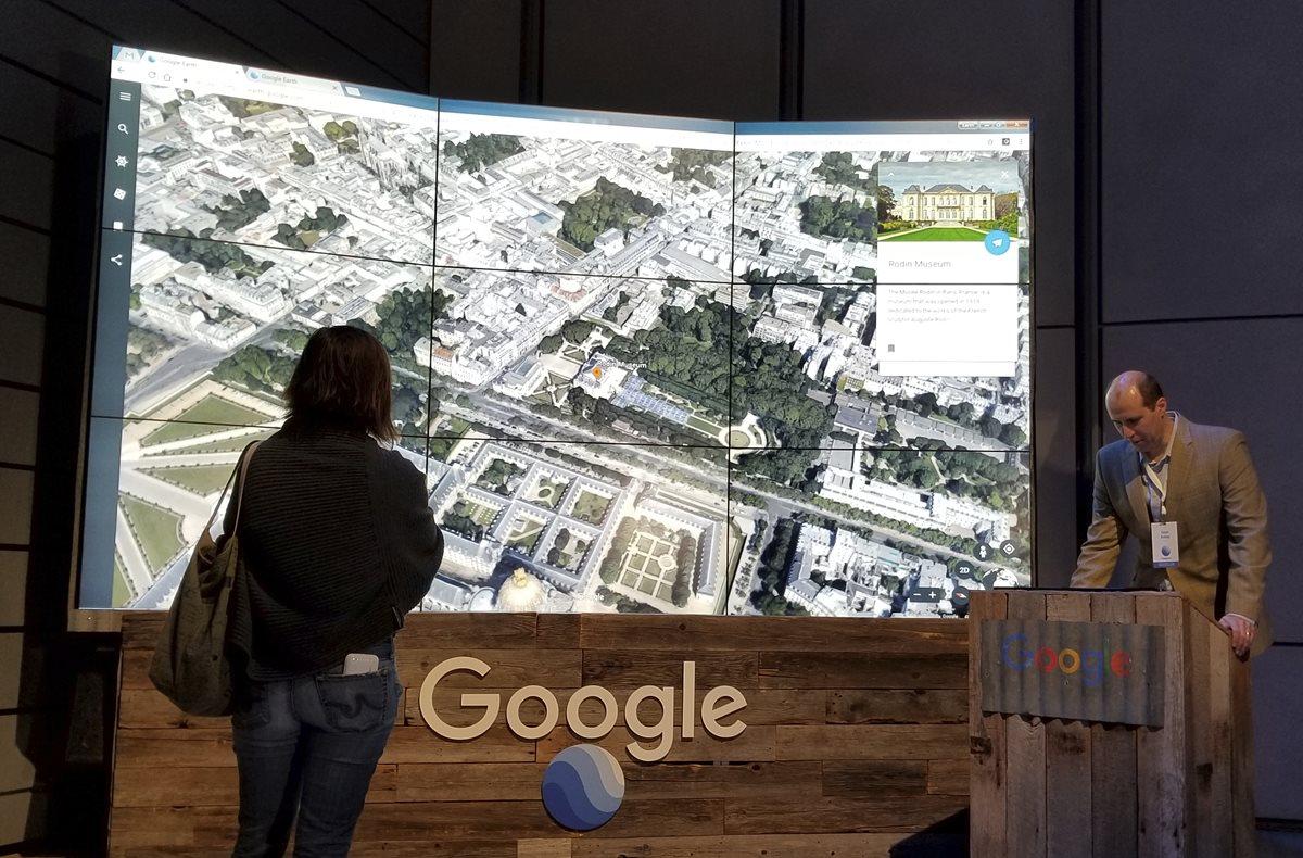 Lanzan una versión mejorada del conocido Google Earth