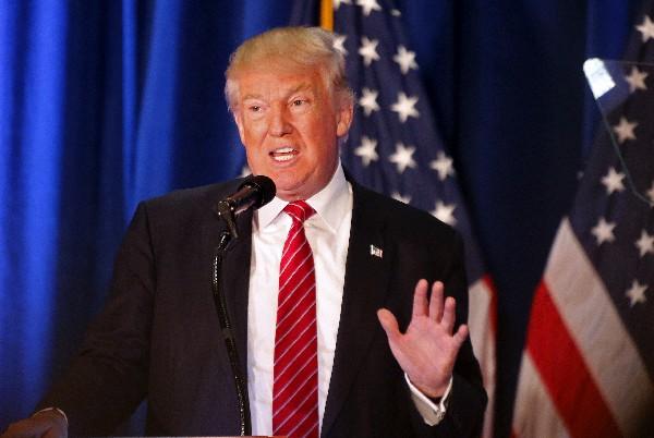 Trump dice que aclarará su postura sobre inmigración