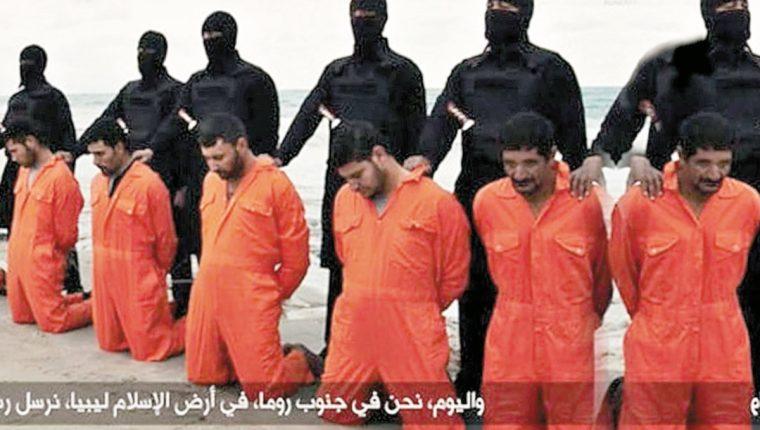 El asesinato de los 21 cristianos egipcios a manos de la milicia Estado Islámico (EI) causó indignación y rechazo.