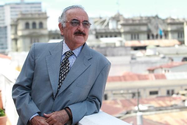 Estuardo Cuestas Morales: Mi mayor preocupación es la restauración del Palacio Nacional.