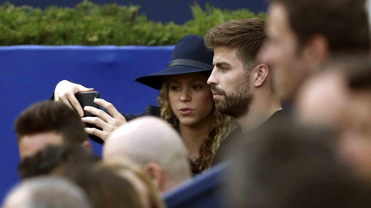El jugador del Barcelona, Gerard Piqué, sueña con lanzar un copa del mundo del tenis. (Tomada de internet)