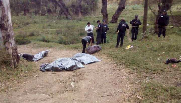 Los operativos se anuncian en momentos en que cadáveres decapitados y descuartizados son encontrados en varias regiones violentas de México. (Foto Prensa Libre: EFE)