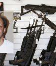 En la habitación de Stephen Paddock encontraron 23 armas de fuego, incluidas varias automáticas.