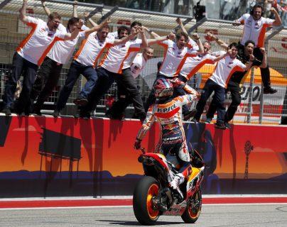Marc Márquez deja atrás las polémicas y gana en el Gran Premio de las Américas
