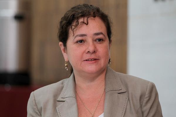 """La fiscal general Claudia Paz y Paz no fue incluída en la nómina que será entregada al presidente para elegir al nuevo jefe del Ministerio Público. (Foto Prensa Libre: Paulo Raquec)<br _mce_bogus=""""1""""/>"""