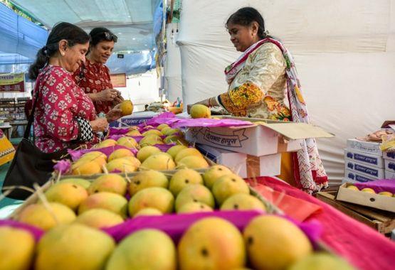 India tiene una relación muy especial con los mangos. GETTY IMAGES