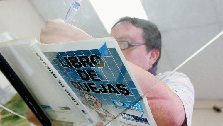 De enero a abril se han presentado 3 mil 771 denuncias ante la Diaco. (Foto Prensa Libre: Hemeroteca PL)