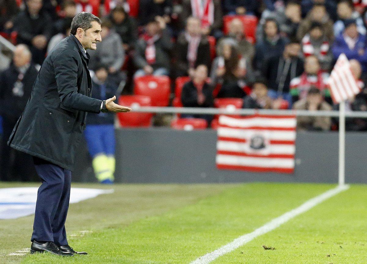 """Valverde: """"El Barsa es favorito, pero tenemos nuestras opciones"""""""