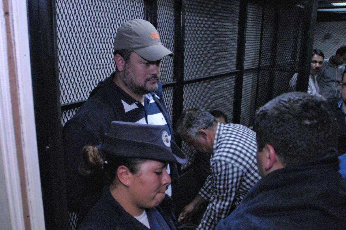 Sergio Enríquez Garzaro se entrega a la justicia