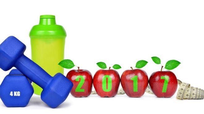 Año Nuevo, resoluciones nuevas... (THINKSTOCK)