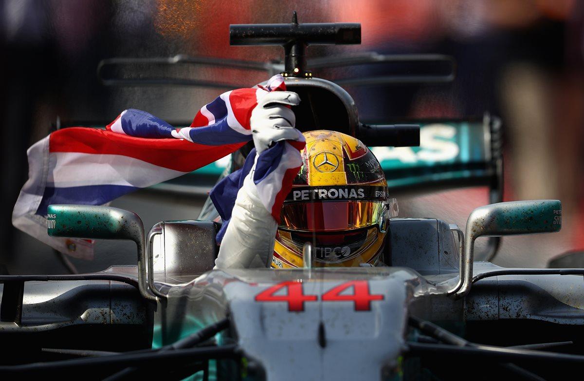 Lewis Hamilton se impone en el Gran Premio de Canadá