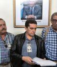 El magisterio está dispuesto a manifestar junto a otros sindicatos para promover reformas a leyes. (Foto Prensa Libre: Hemeroteca)