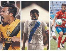Carlos Ruiz tuvo una carrera llena de éxitos y sufrimiento, con la Selección Nacional. (Foto Prensa Libre: Hemeroteca PL)