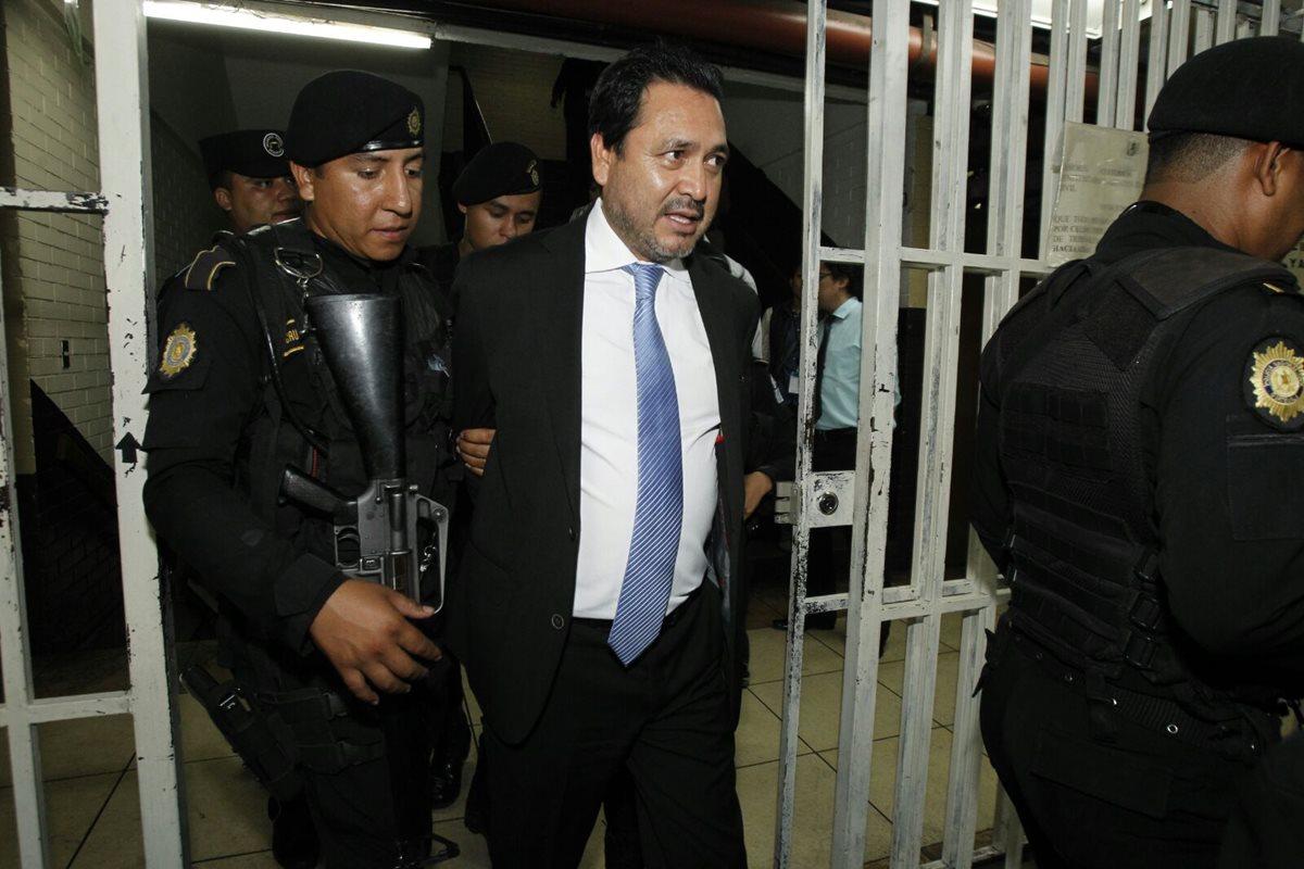 Gudy Rivera ligado a proceso y enviado a prisión