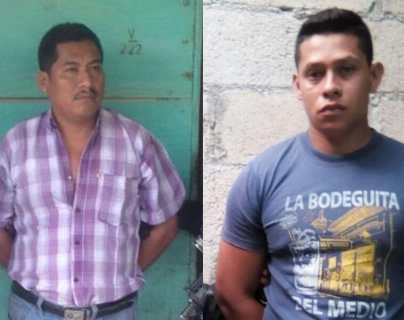 Capturados estarían involucrados en asesinato del ambientalista Rigoberto Lima