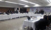 Este viernes finaliza el proceso de elección de nómina que acompañaron integrantes de la Comisión de Postulación de Contralor. (Foto Prensa Libre: Andrea Domínguez)