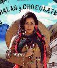 En su disco Balas y chocolate, es la novena producción de la cantante mexicana. (Foto Prensa Libre/AP)