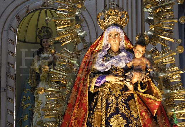 La Virgen que estuvo presa