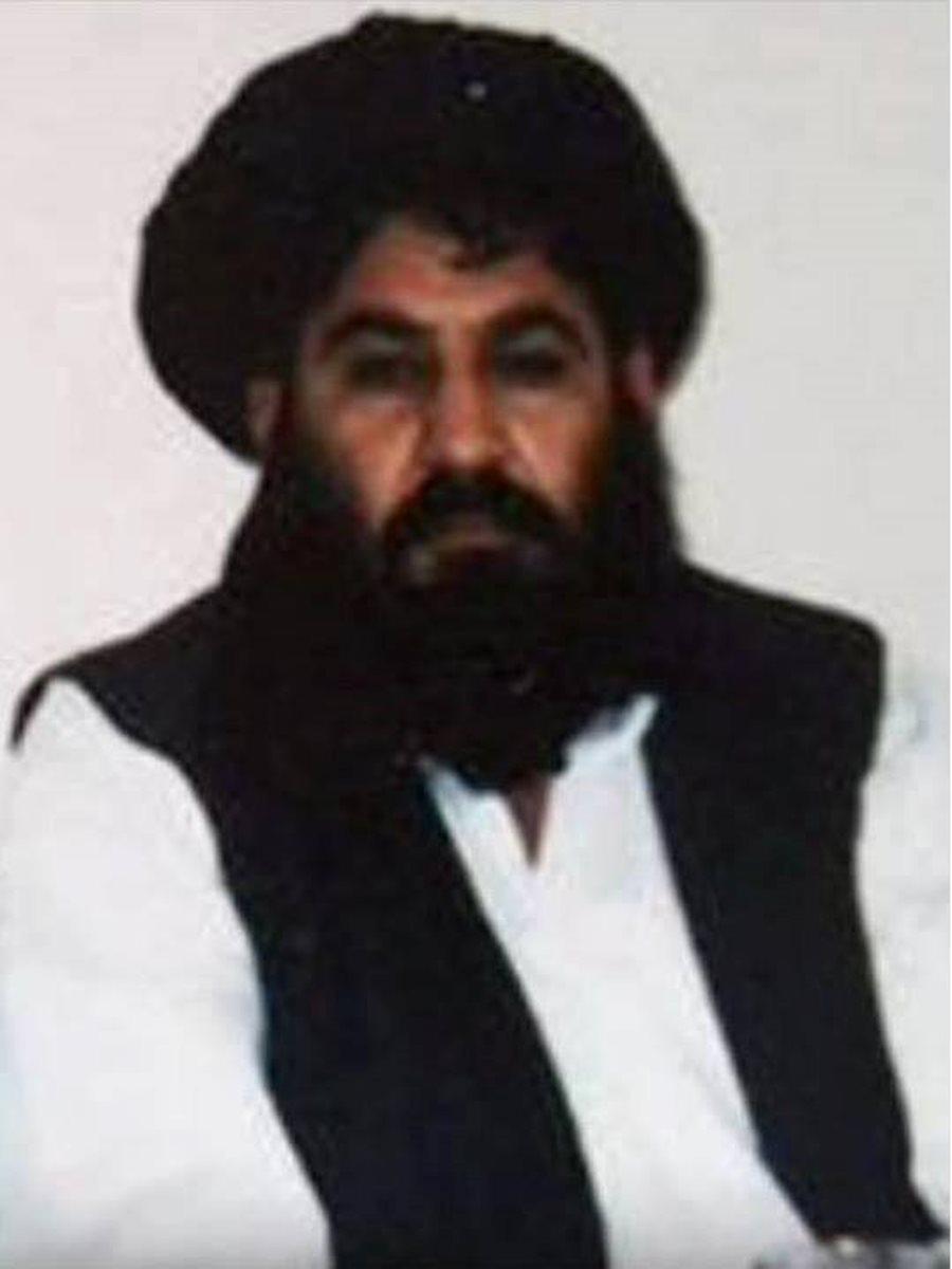 EE. UU. ataca a líder talibán Mullah Mansour