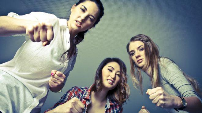La solidaridad femenina en su lucha por el empoderamiento ya tiene definición en el DLE. (Getty Images)