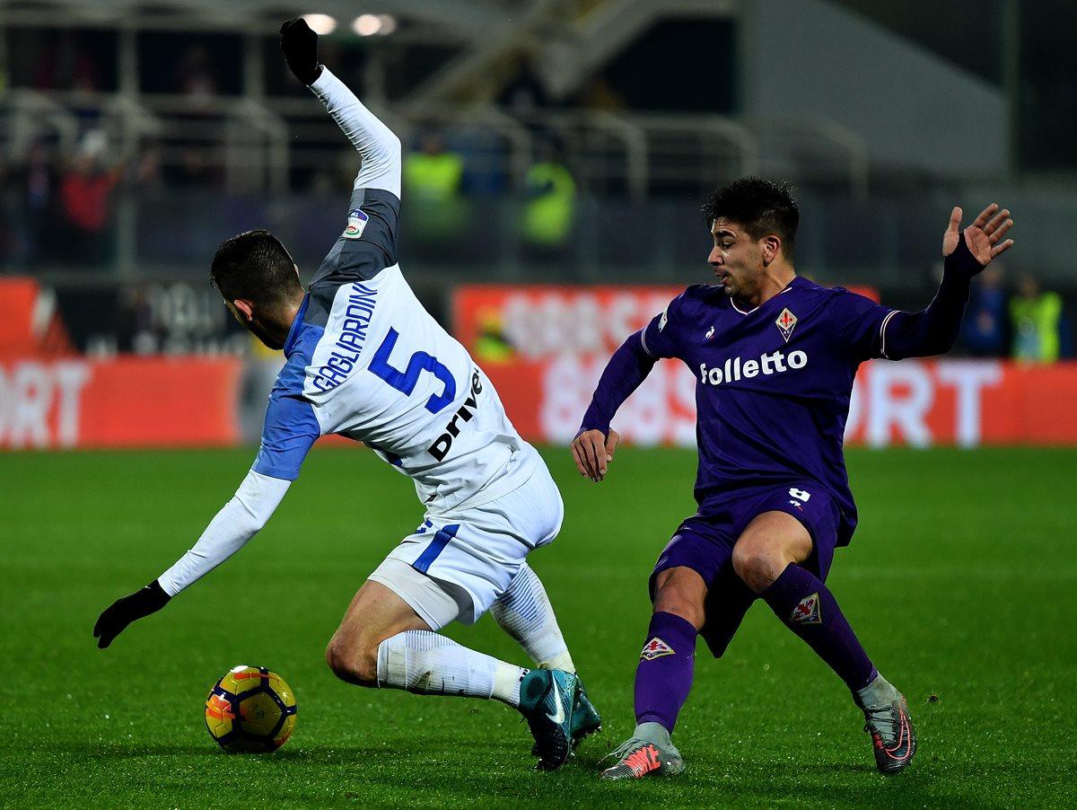El Inter de Milán se aleja más del liderato de la liga ...