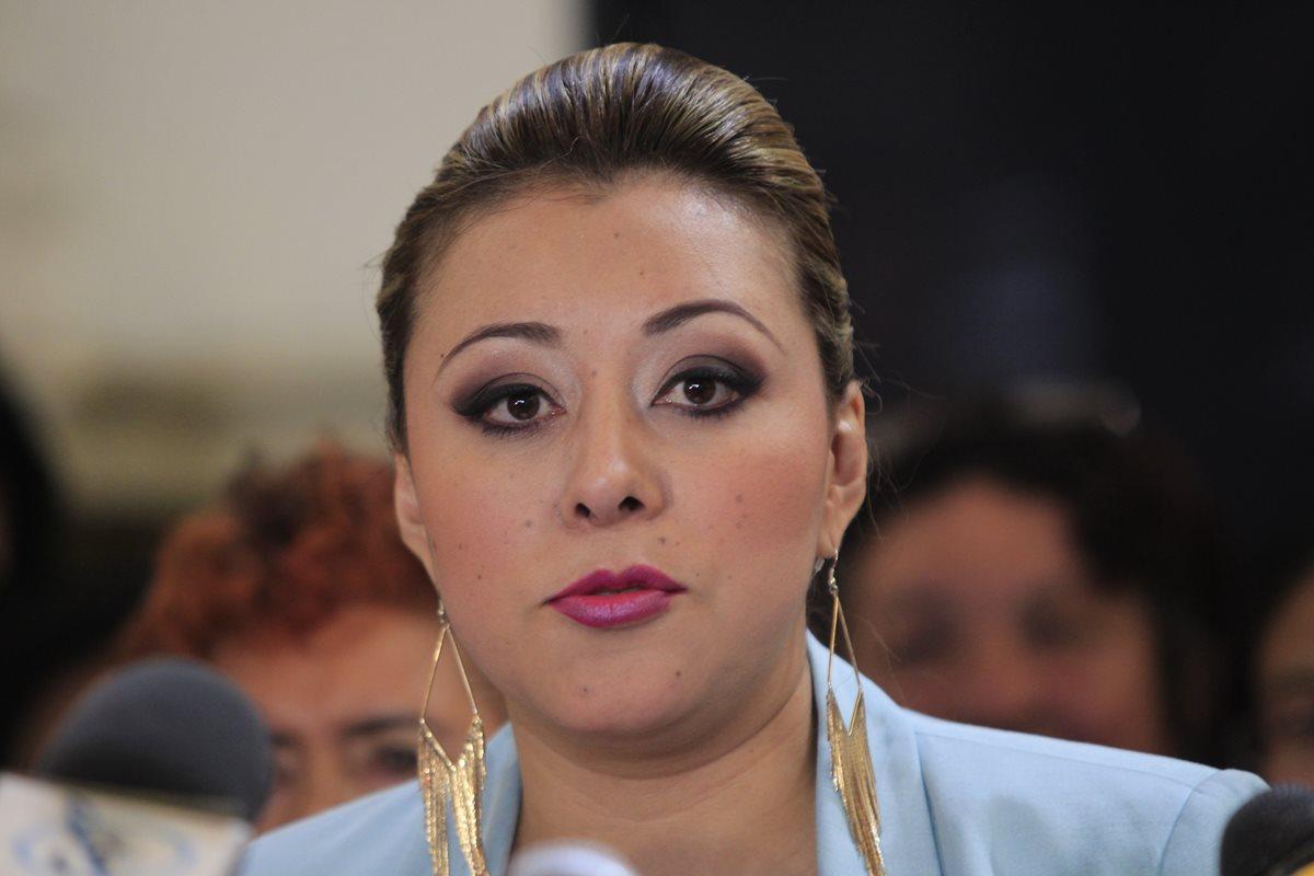CSJ admite nuevo antejuicio contra Emilenne Mazariegos