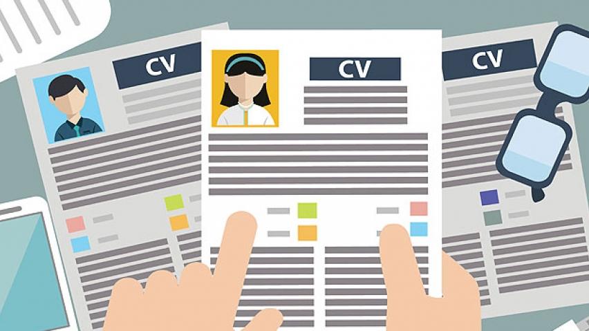 Cómo hacer un currículum vitae