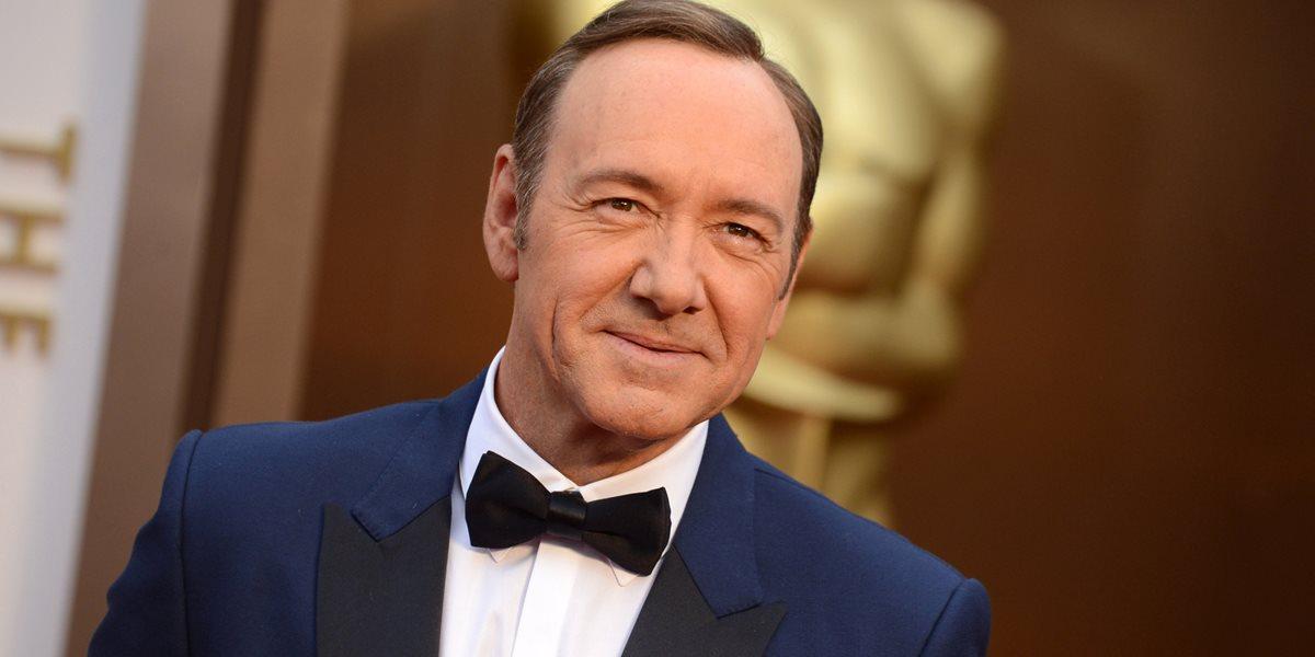 Kevin Spacey, de 59 años, ganó en 1999 el Óscar a mejor actor por su trabajo en la cinta Belleza Americana. (Foto Prensa Libre: EFE).