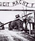 Entrada al campo de concentración de Auschwitz, Polonia. (Foto: Internet).