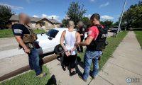 Los arrestos de indocumentados se han incrementado en EE. UU. (Foto Prensa Libre: Hemeroteca PL)