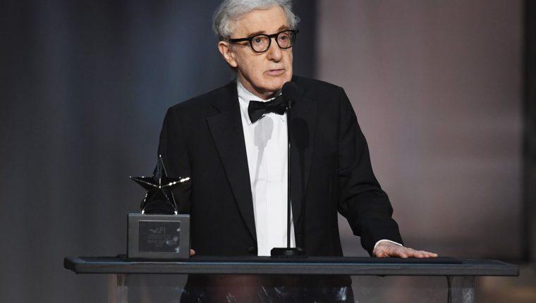 Woody Allen, director de más de 50 películas y ganador de cuatro premios Óscar, enfrenta conflictos familiares y profesionales (Foto Prensa Libre: AFP).