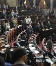 En la séptima legislatura, que culmina el 14 de enero de 2016, hubo 20 escaños representados por los pueblos indígenas. (Foto Prensa Libre: Hemeroteca PL)